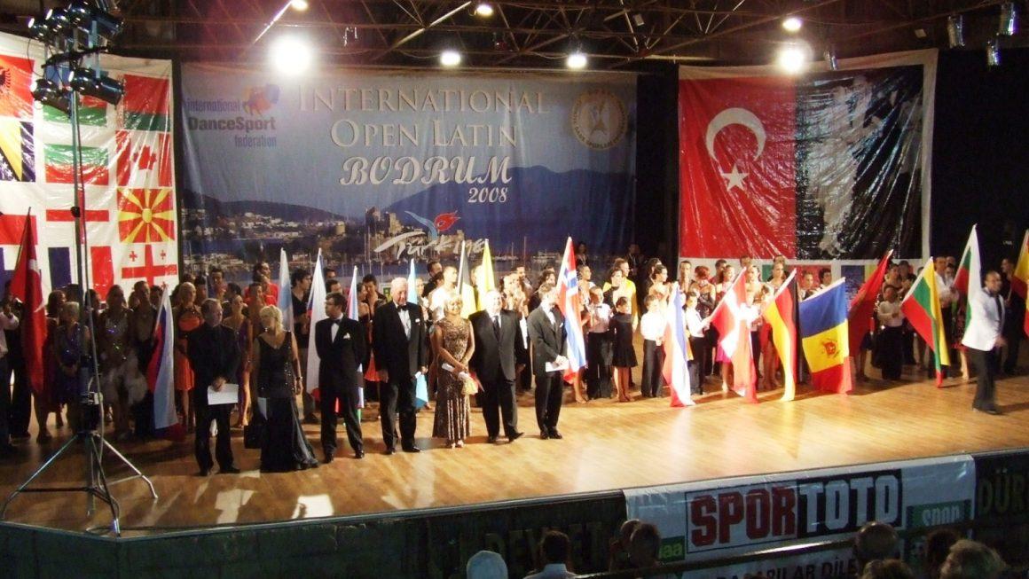 Национальные и международные танцевальные конкурсы